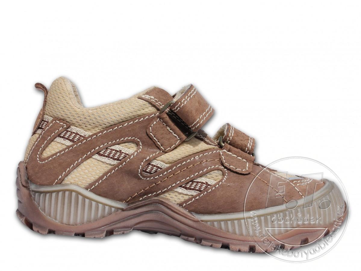 Celoroční dětské boty SANTÉ - model N 401 102-103 - hnědé č.  Přeskočit  navigaci  170954ce86
