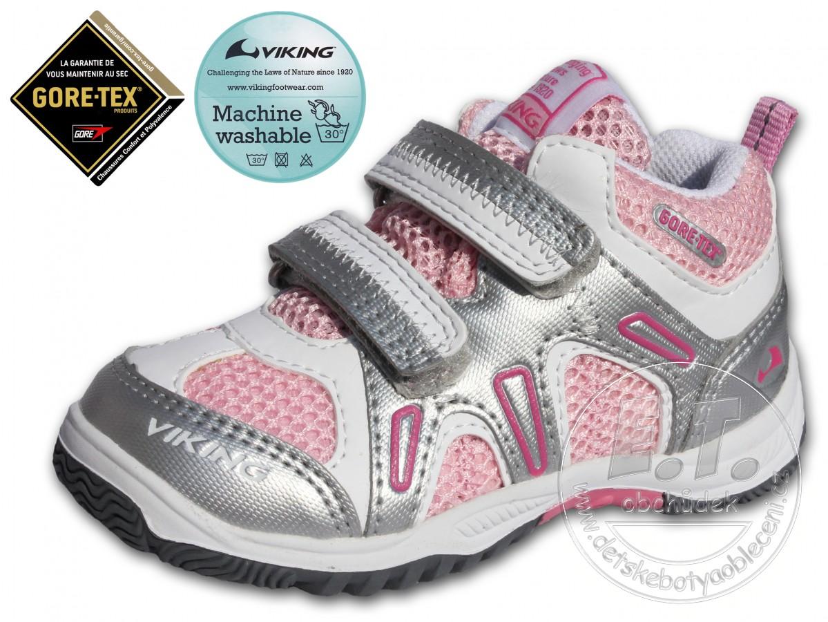 Celoroční dětské boty VIKING f17abfda40