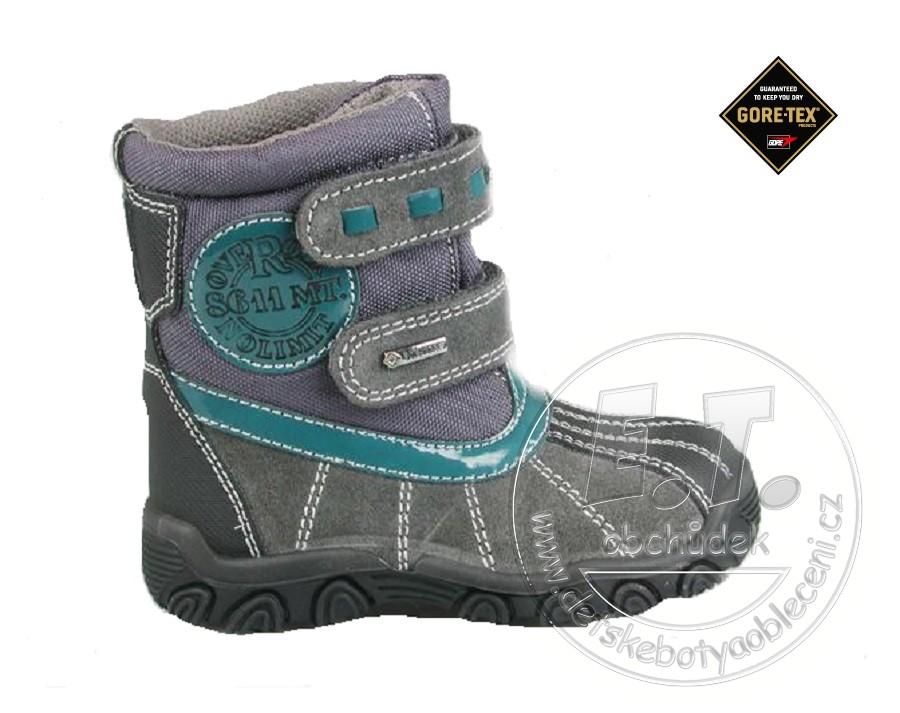 Zimní dětské boty Primigi 5e8a738d82