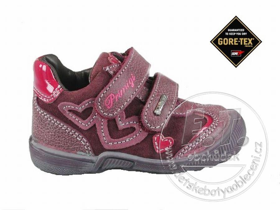 Celoroční dětské boty PRIMIGI - Gore-Tex 9c867d4278