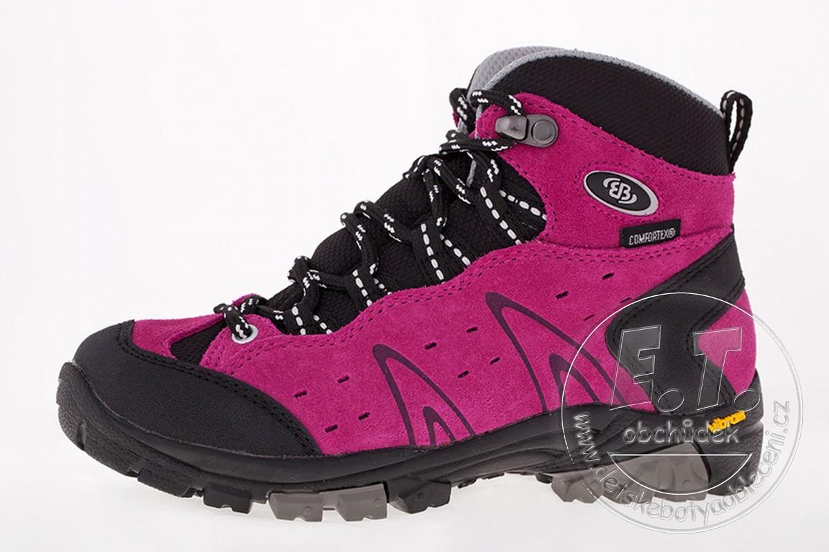 Trekové kotníkové boty BRÜTTING 85fcf2243d