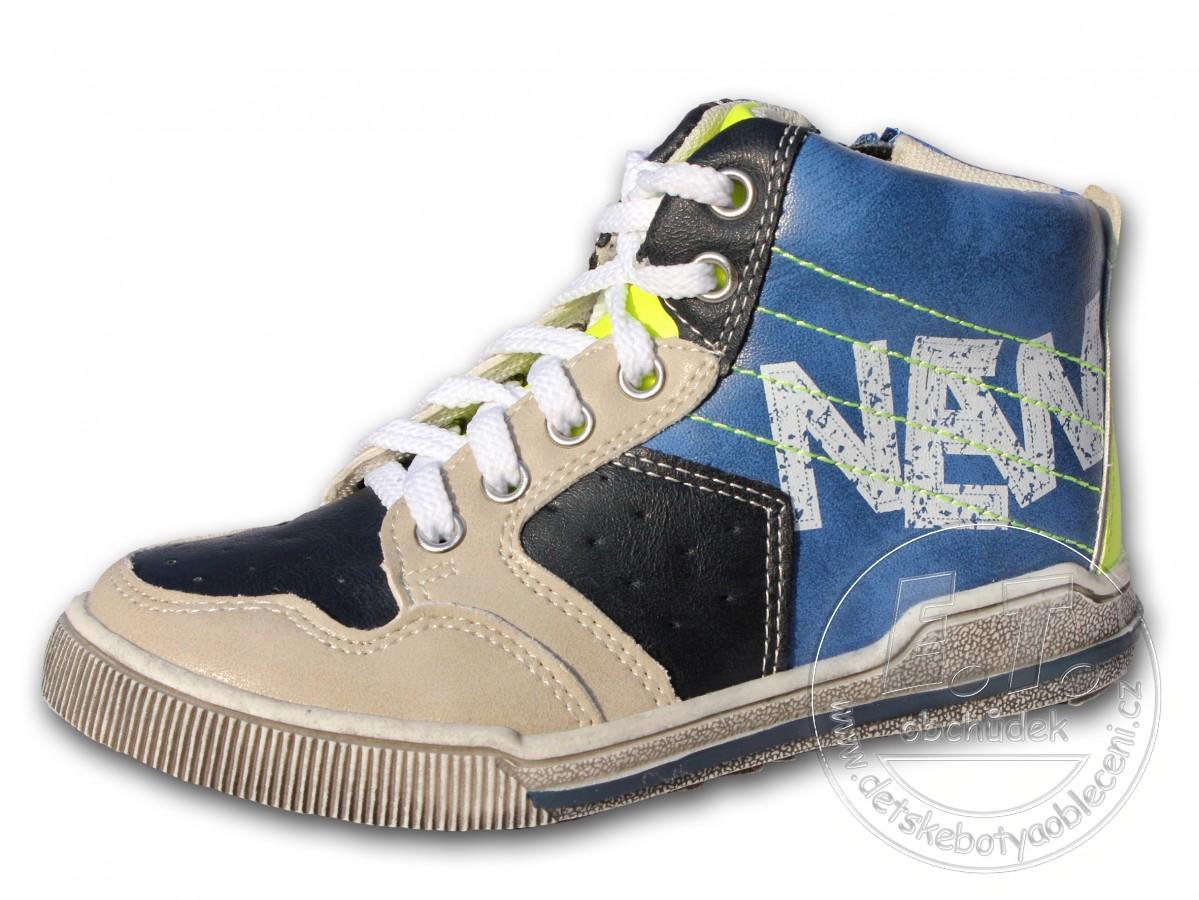 Kotníkové chlapecké boty - ZIP 097bd192e6