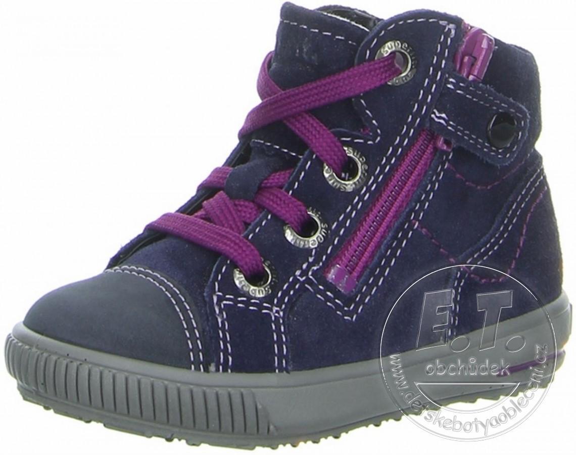 c8bd8df461a Celoroční dětské boty SUPERFIT