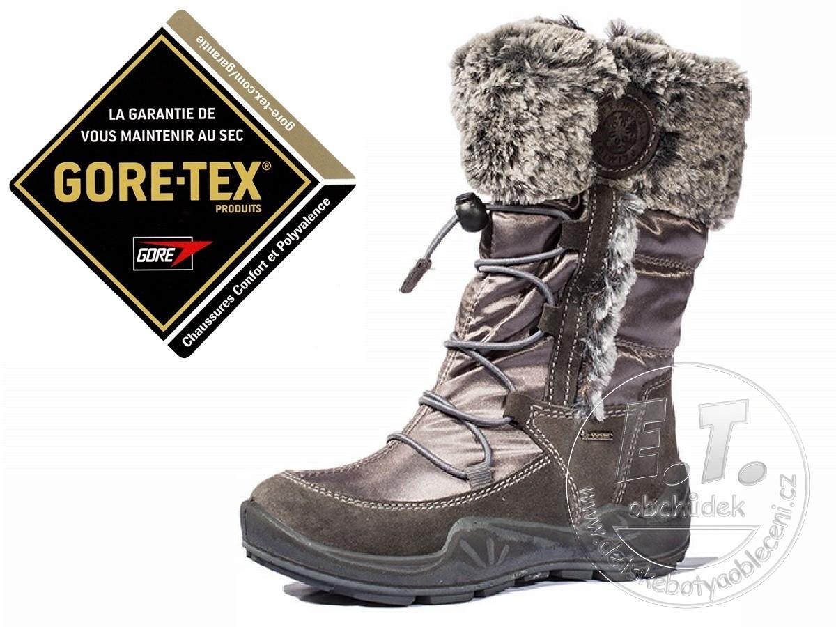Zimní dětské boty PRIMIGI 7b8e79c286