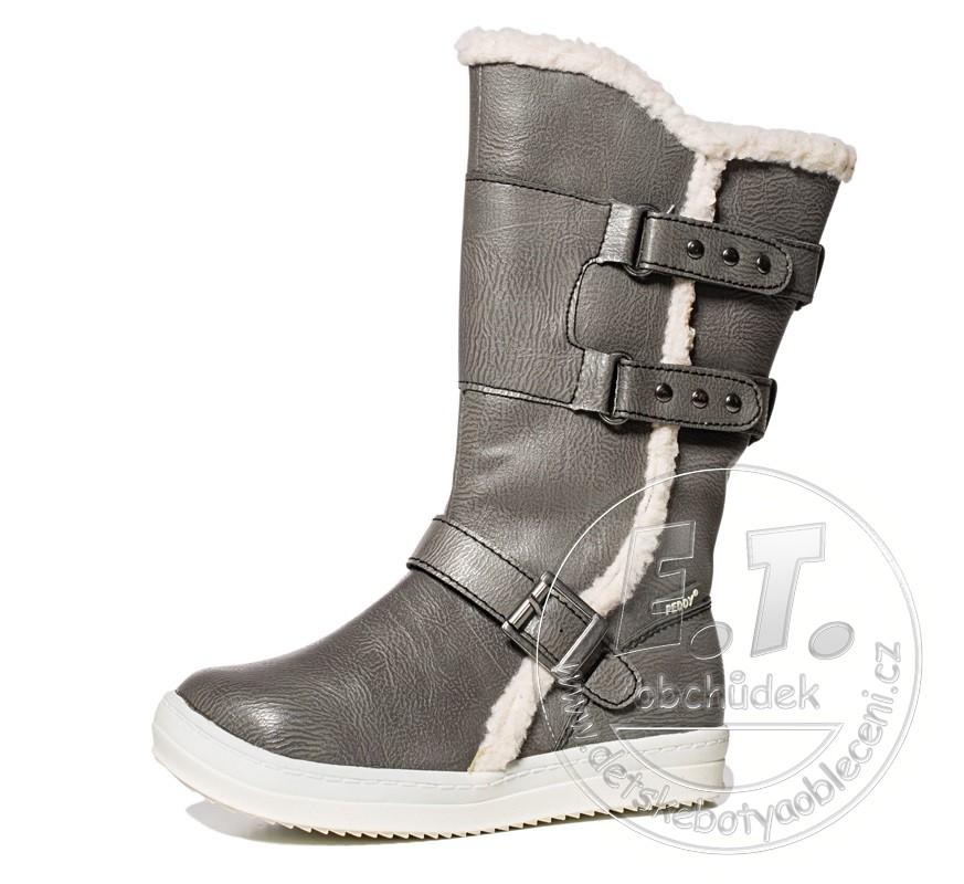 fb9232d7479 Zimní dětské boty PEDDY