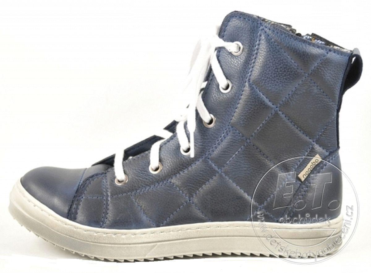 Kotníkové dámské boty NAGABA bac72a331f