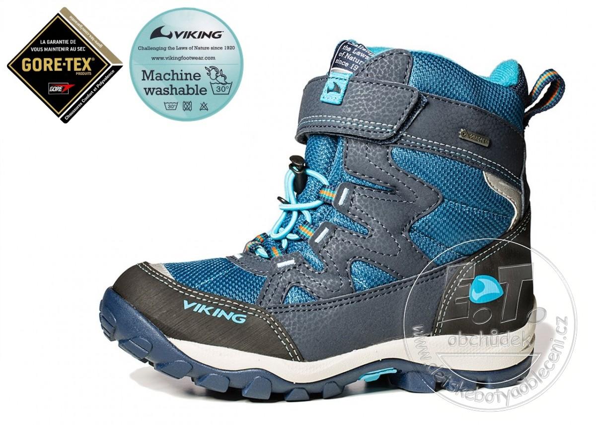 Zimní boty VIKING 55000e2299