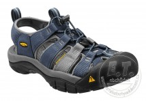 Sandále KEEN, model Newport H2 midnight navy / neutral gray