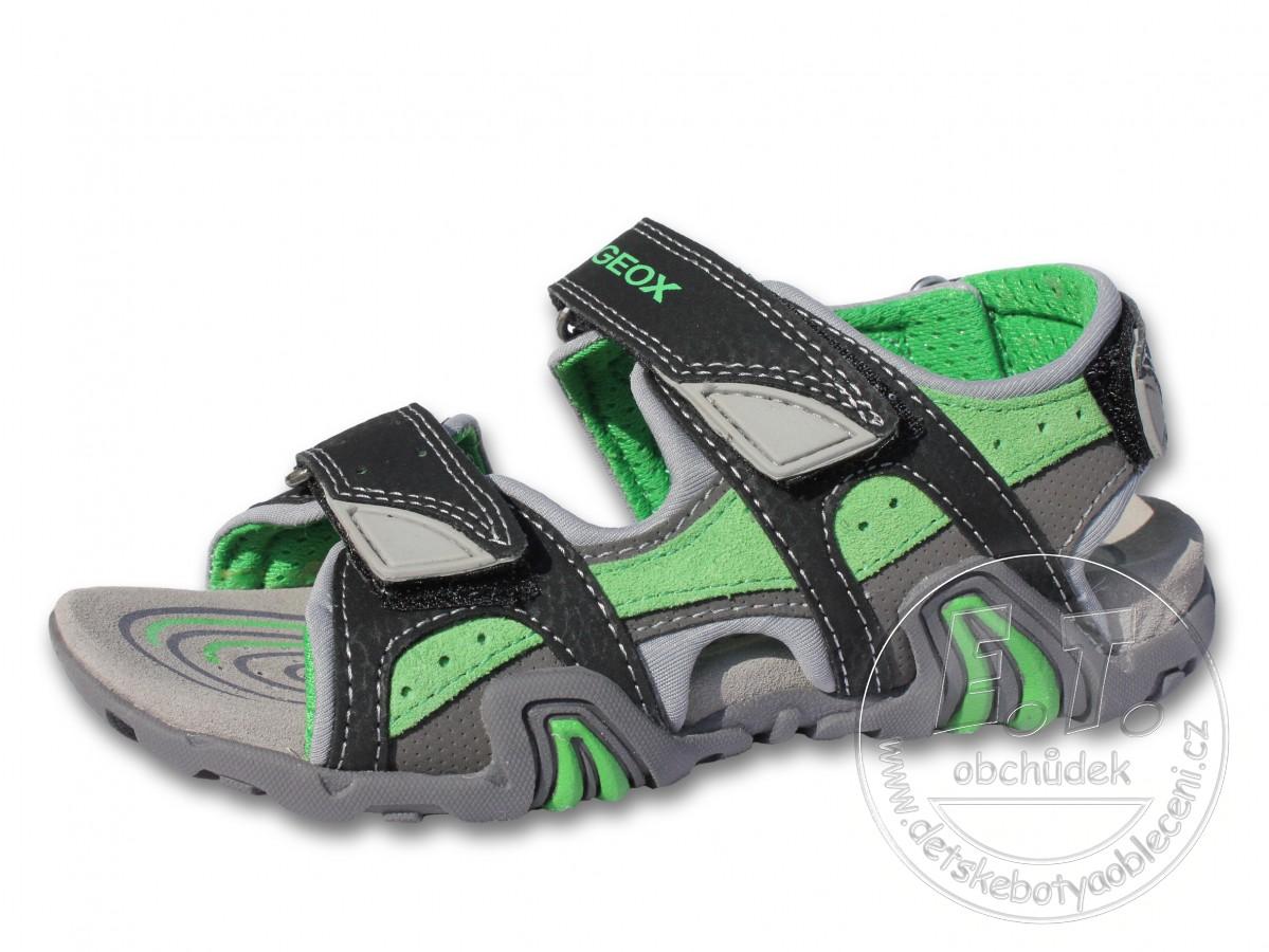Letní chlapecké sandále 5674b40990