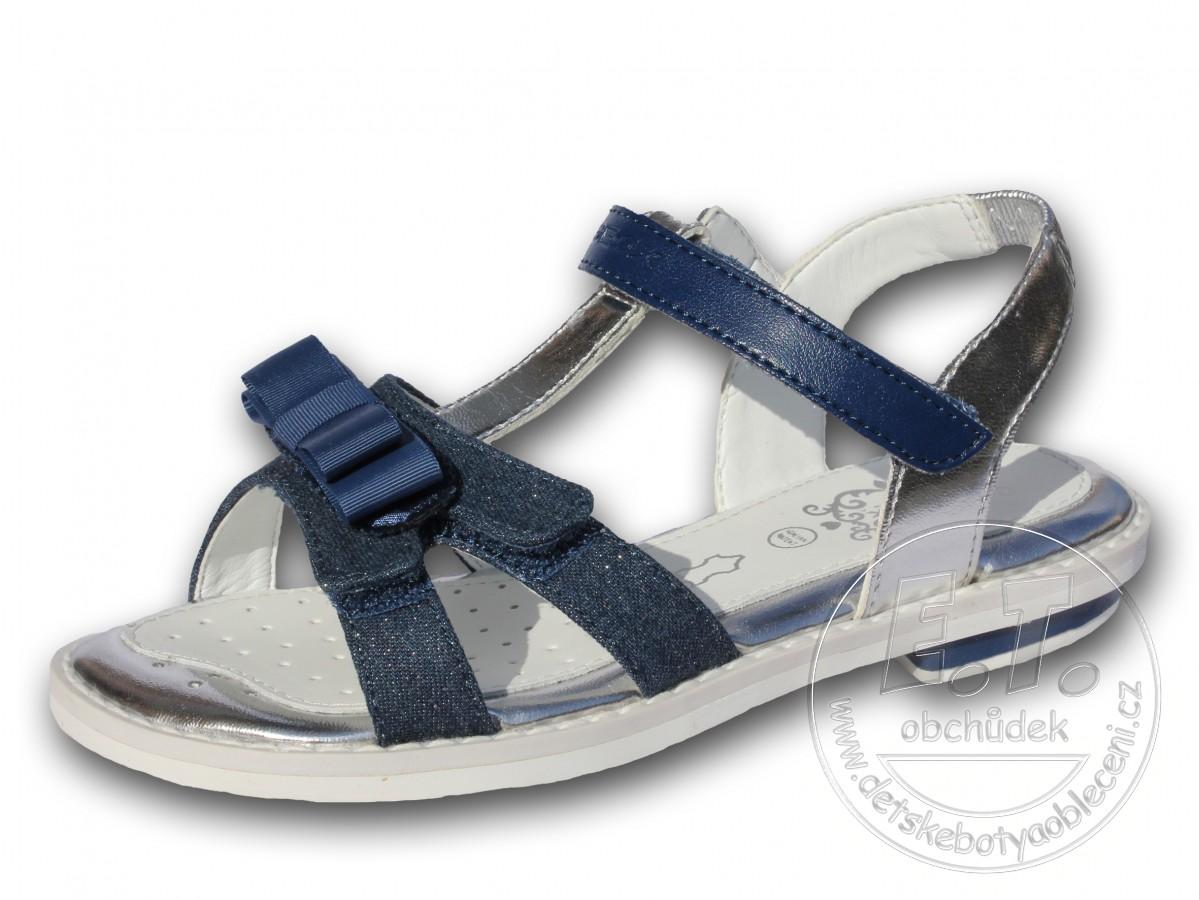 Letní dívčí sandále 4c04250604