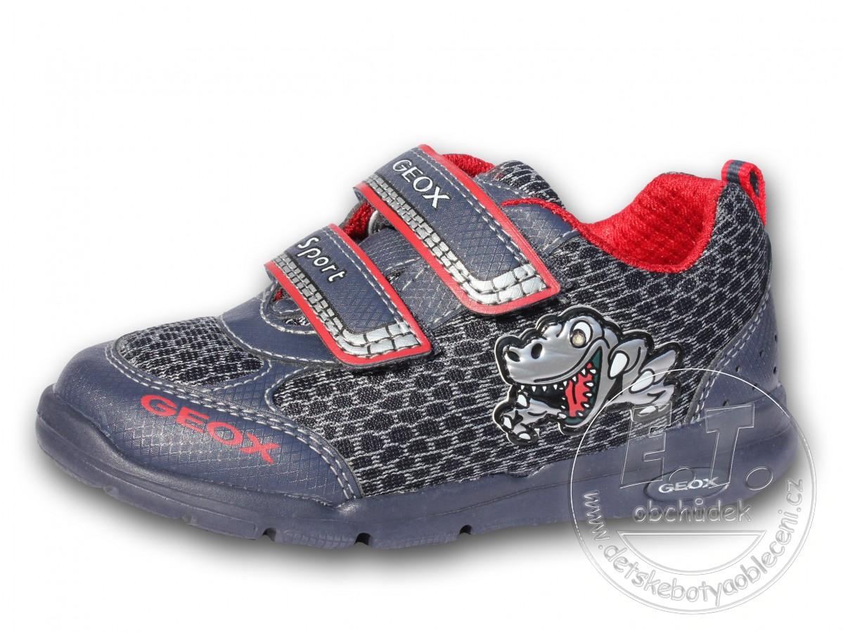 Celoroční dětské boty GEOX d5bccd7244