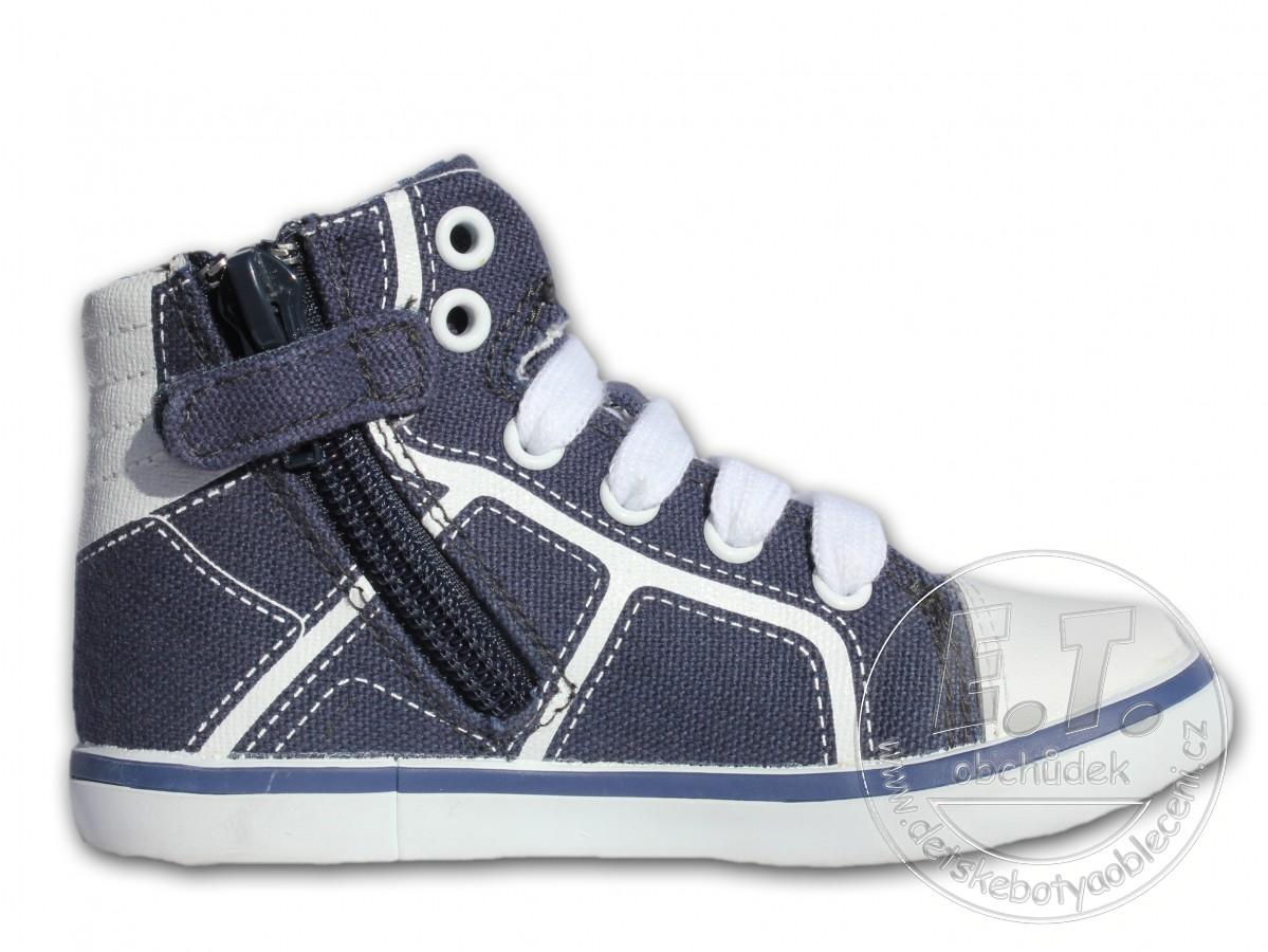 Celoroční dětské boty GEOX - tenisky 1d2f0c2ad2