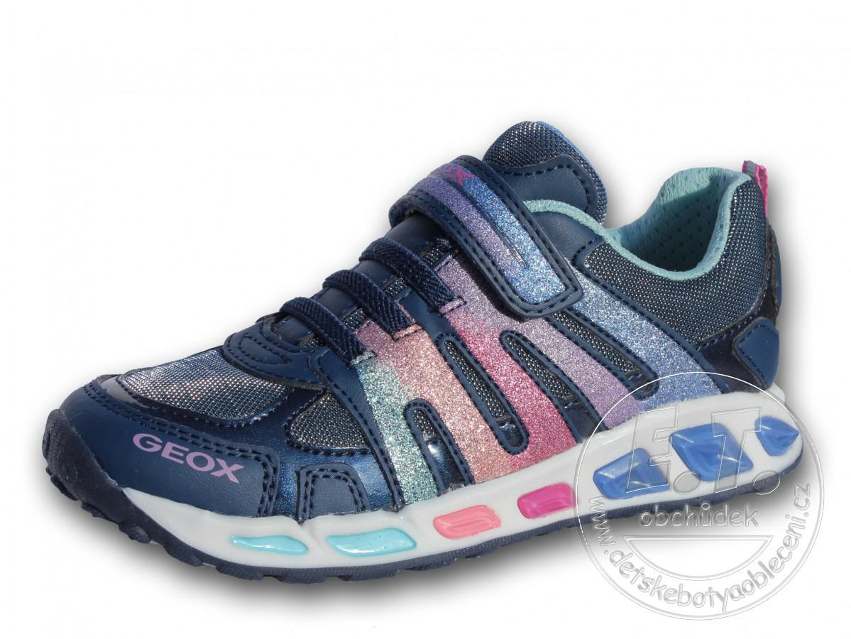 Celoroční dětské boty GEOX 9cf9894d01