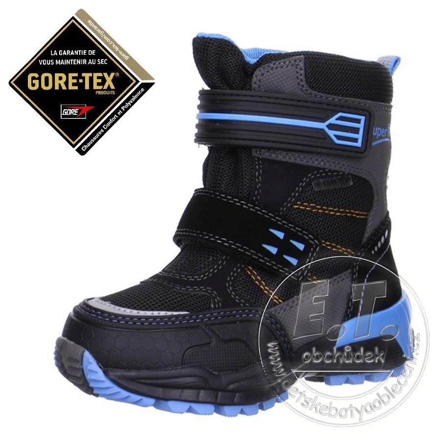 Zimní dětské boty Superfit c87c42e910