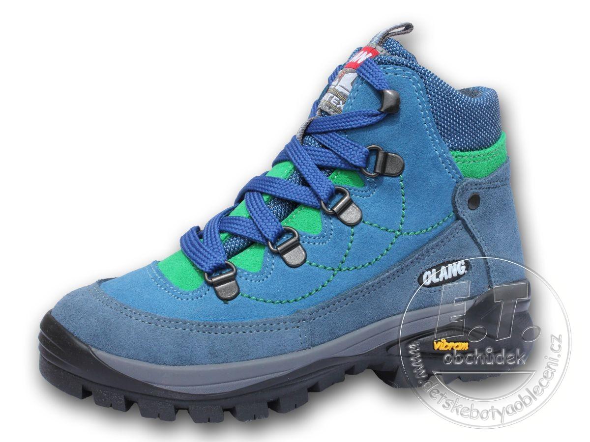 c09e9290d29 Trekové kotníkové boty OLANG