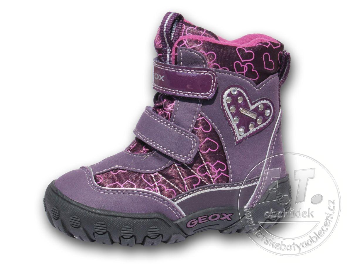 9d1289c1307 Zimní dětské boty GEOX