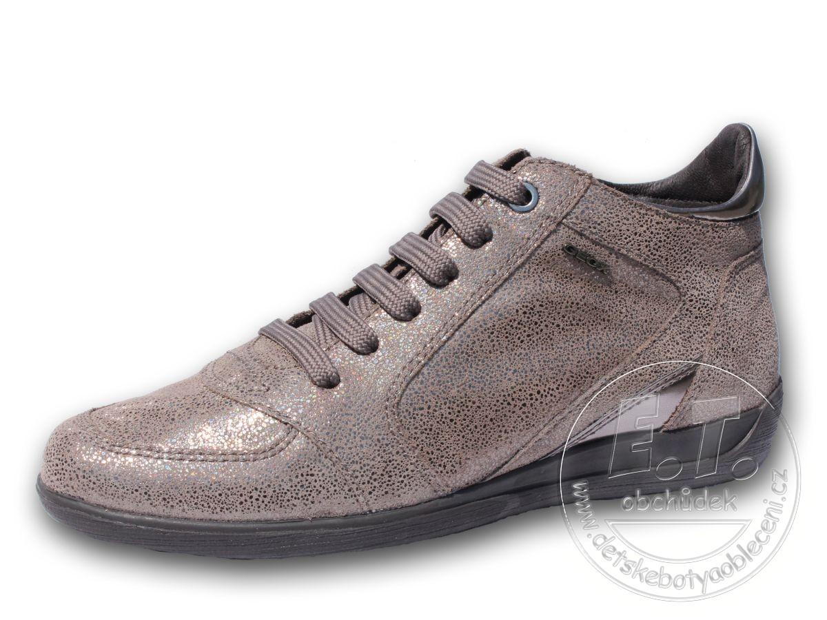 Dámské kotníkové boty GEOX 16bc25f598