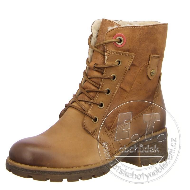 d78f948fae4b Dámské kotníkové boty TAMARIS