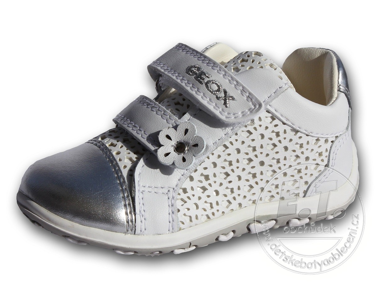 Celoroční dívčí boty GEOX 9e5aec59df