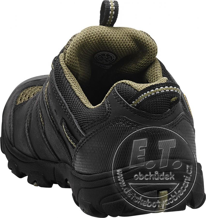 Celoroční boty KEEN - KOVEN LOW WP black burnt olive č.1. Doprava zdarma a5266fe850