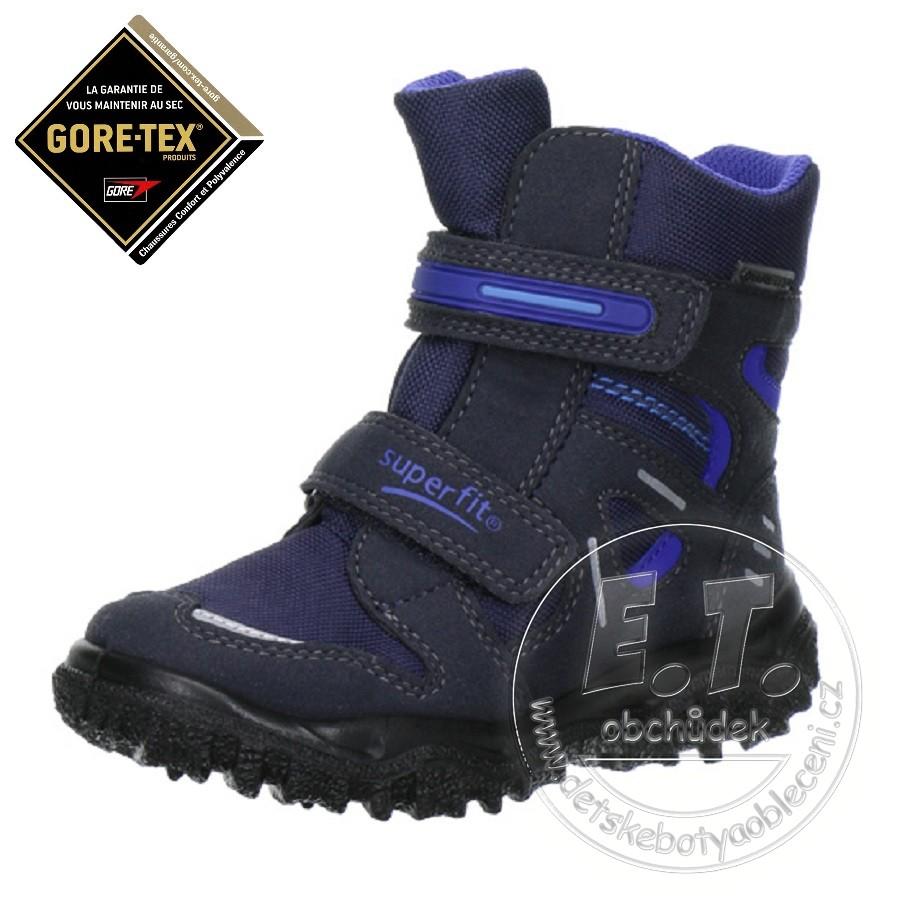 Zimní dětské boty ba9c6cea15