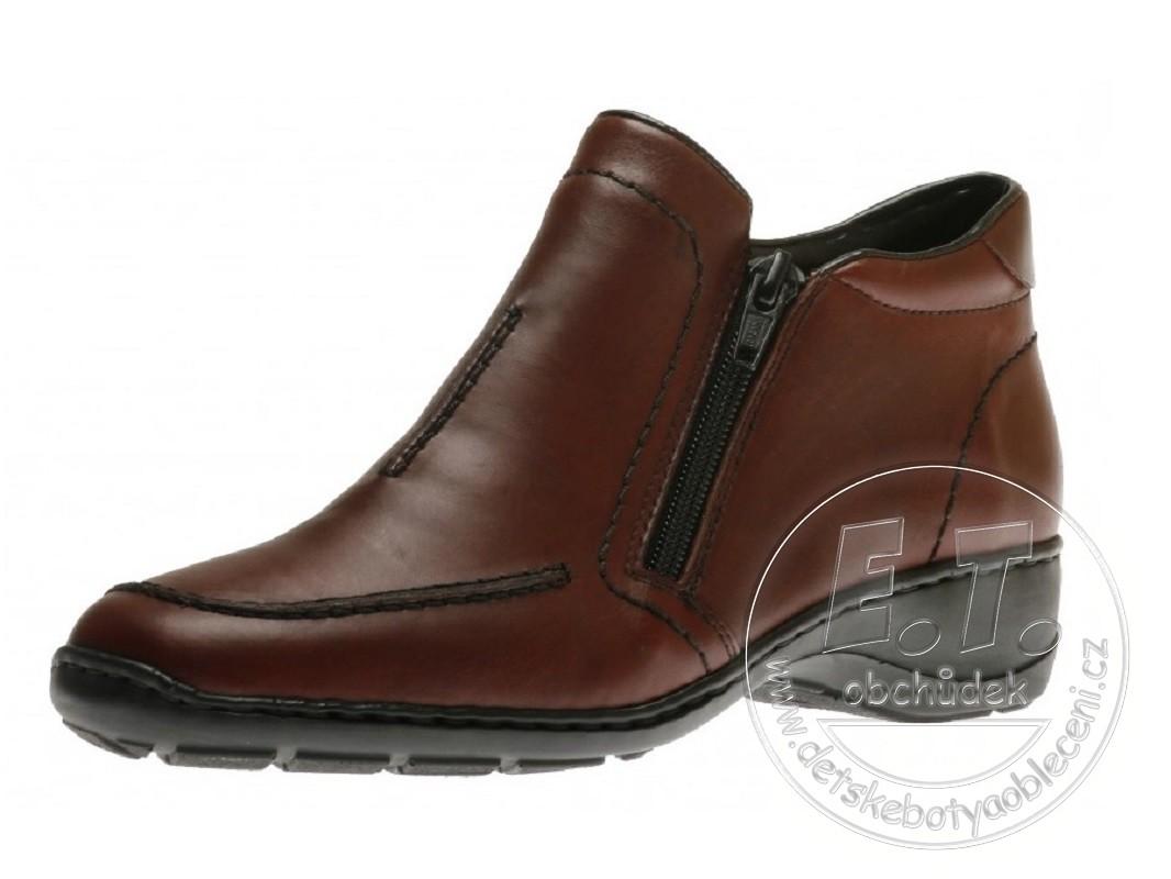 Dámské kotníkové boty 103cf4add7