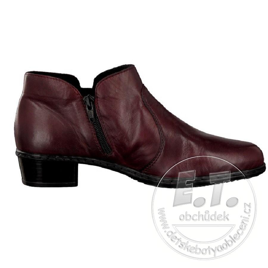 87996f117bc Dámské kotníkové boty