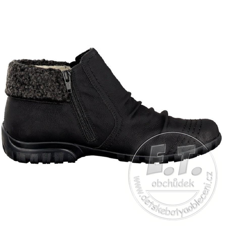 486ba7a2c43 Dámské zimní kotníkové boty