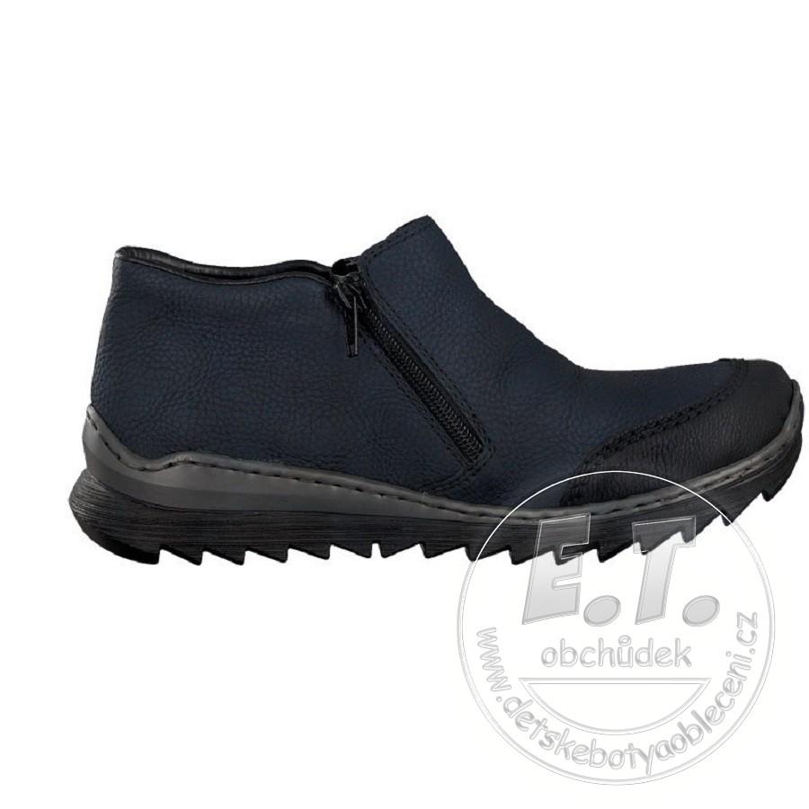 Dámské kotníkové boty b7dfd4bb56