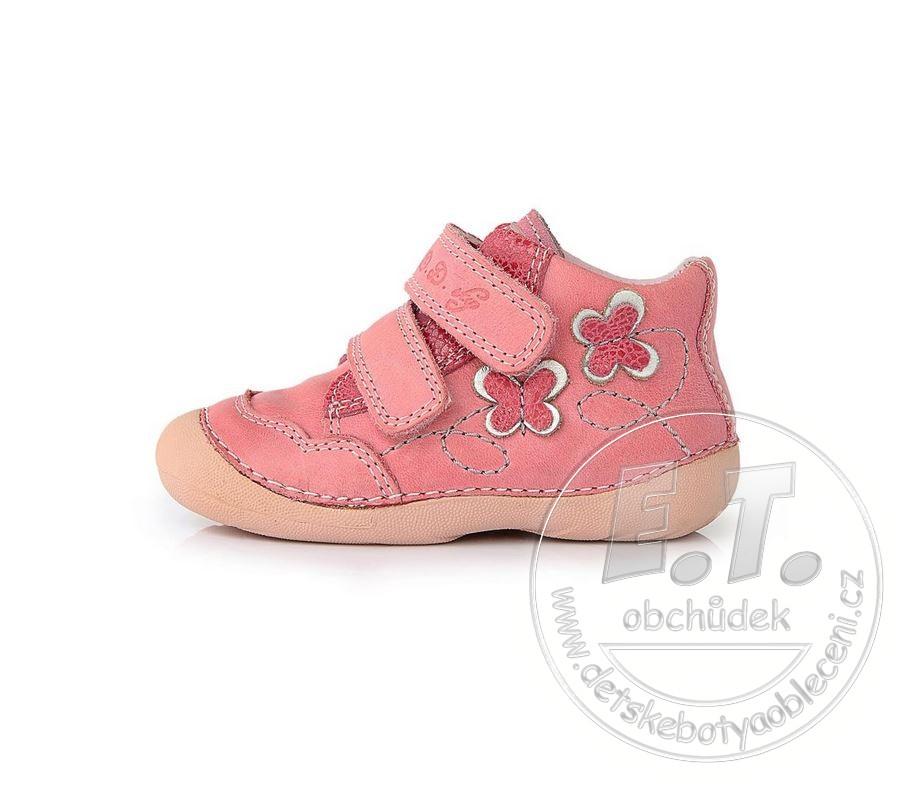 Celoroční dívčí boty D.D.STEP fe6763afca4