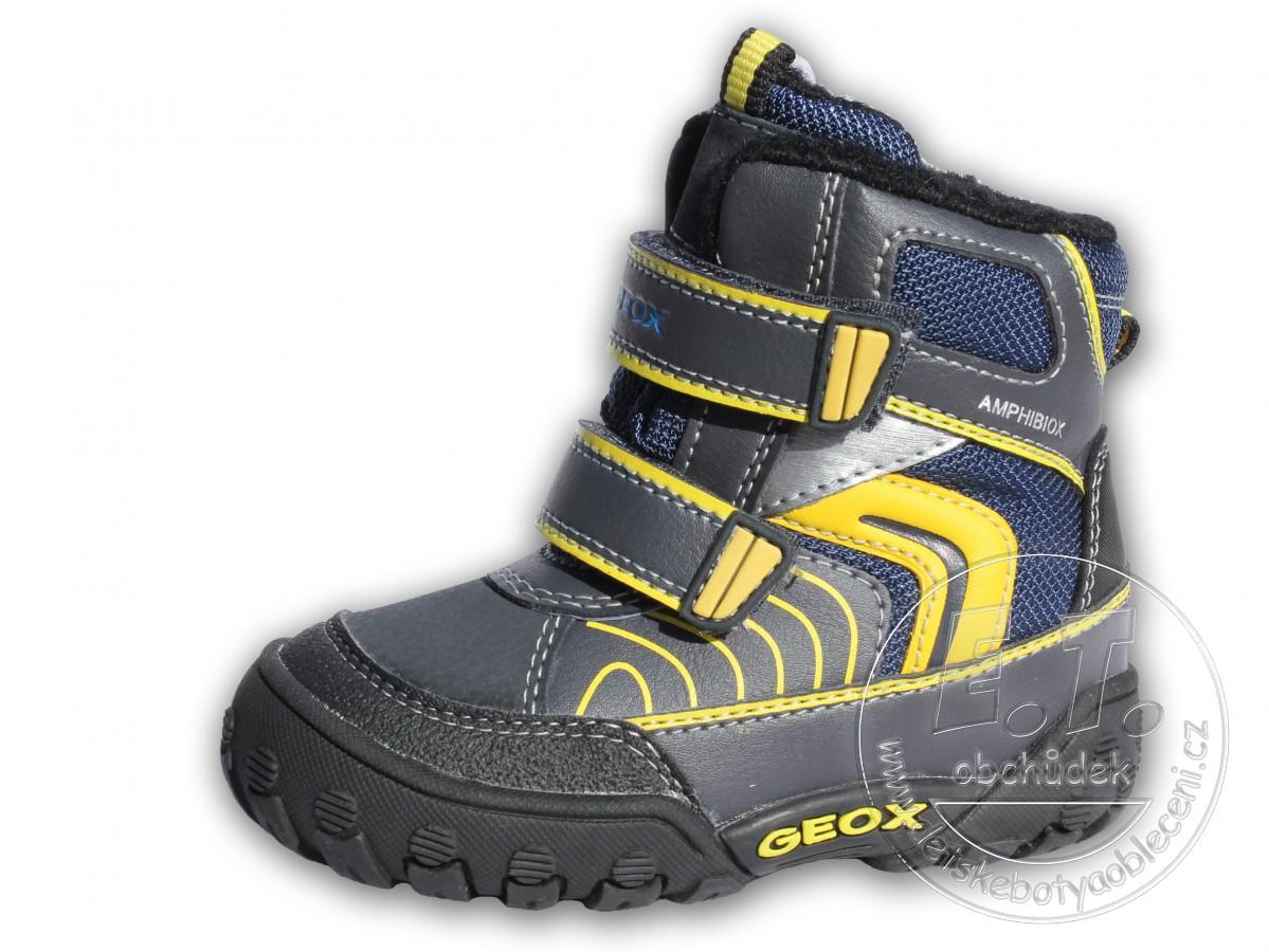 Zimní boty GEOX e4f026bbcd