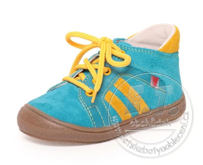 26c81dadde Celoroční celokožené boty