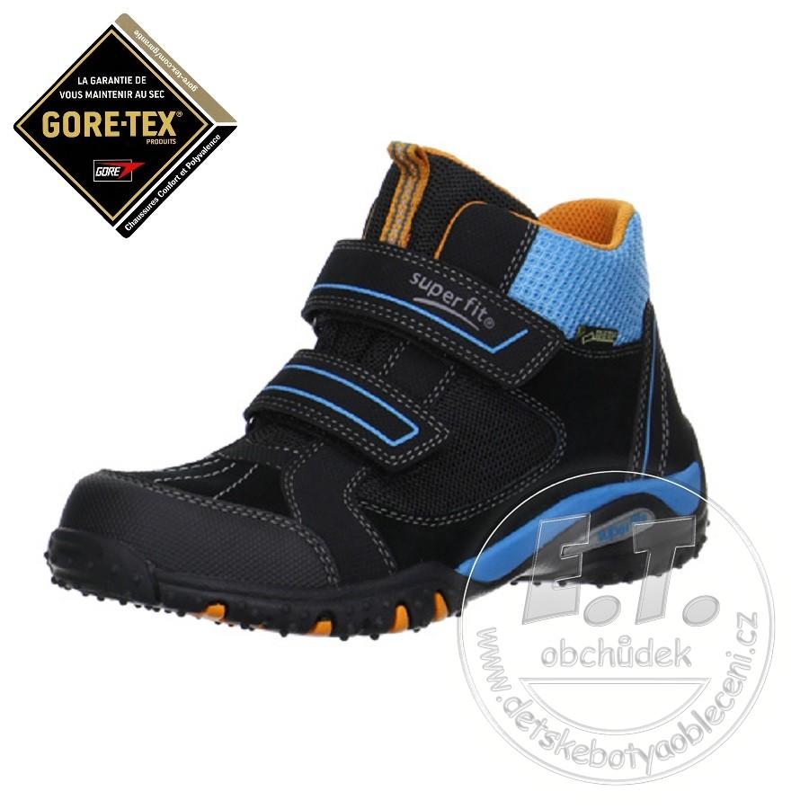 c5425ae8e79 Celoroční dětské boty SUPERFIT - Gore-Tex