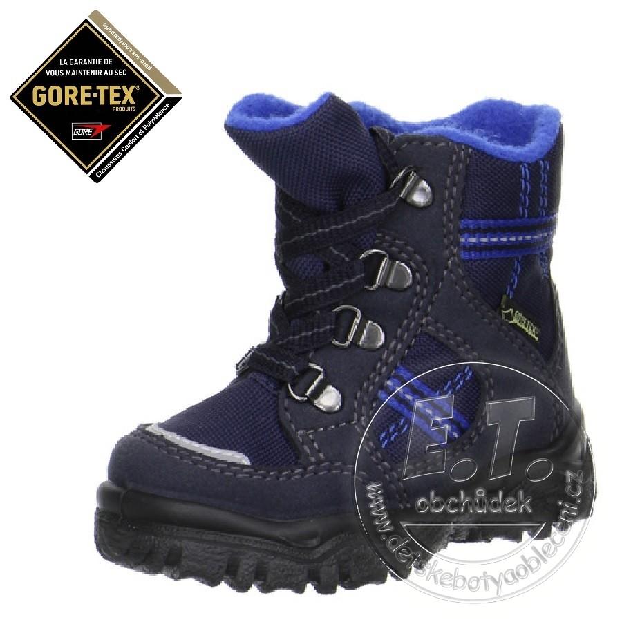 78e189985a Zimní dětské boty