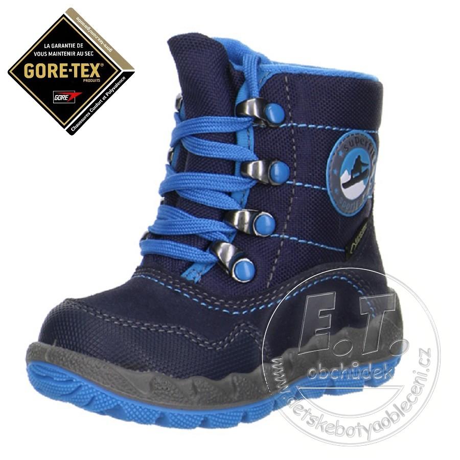 Zimní dětské boty ea26d4aac7