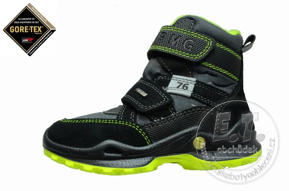 500ce429ba0 Zimní chlapecké dětské boty
