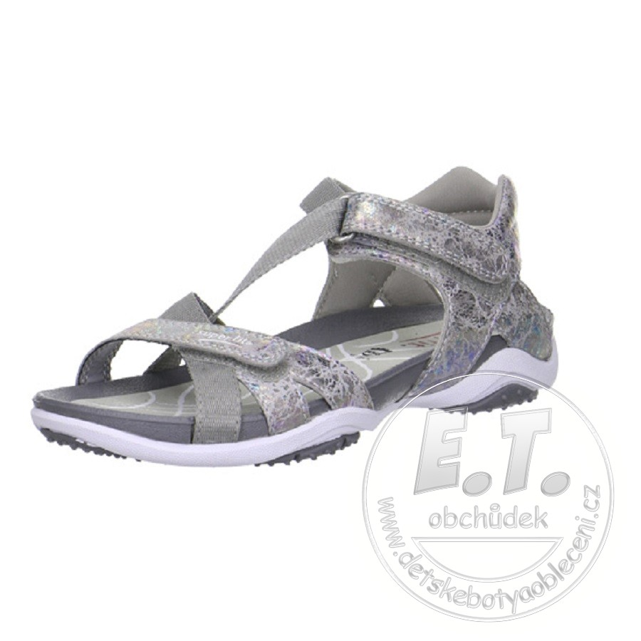 Letní sandále b412ab99e3